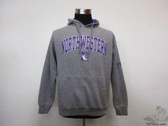 OVB Northwestern Wildcats Hoody Sweatshirt sz L Large University NU SEWN NCAA #OVB #NorthwesternWildcats #tcpkickz