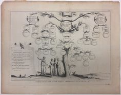 Print [76.79]: A Genealogical Tree of the Priests and Levites | Flickr - Photo Sharing!