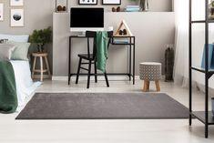 Puha, finom, igazán komfortos szőnyeg, mely a hálószobák és kisforgalmú helységek ízléses dísze lehet. Dark Grey, Modern, Trendy Tree