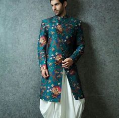 20 Latest Engagement Dresses For Men Dresses 👗 Sherwani For Men Wedding, Wedding Dresses Men Indian, Wedding Dress Men, Sherwani Groom, Men's Wedding Wear, Tuxedos, Wedding Gowns, Lace Wedding, Engagement Dress For Groom