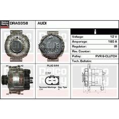 #Delco remy alternatore per Bosch 0121715050 vag  ad Euro 804.37 in #Delco remy remy automotive #Automoto