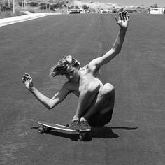 Skateboarder Jay Adams