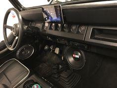 My Jeep Wrangler — Custom dashboard and sound system install! Cj Jeep, Jeep Mods, Jeep Cj7, Jeep Wrangler Accessories, Jeep Accessories, Jeep Wrangler Interior, Custom Dashboard, Jeep Wrangler Yj, Jeep Cherokee Xj