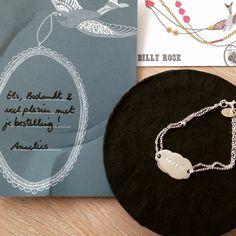 ♡ My 'Louise' bracelet