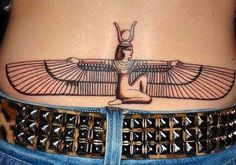 hathor tattoo - Google Search