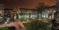 Overlooking the University of Chicago Quadrangle | Chris Smith