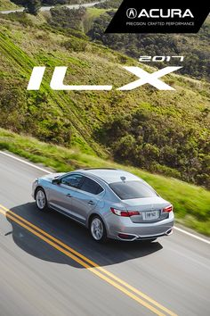 Aggressive styling makes a bold statement, while the high-revving standard 201-hp engine and rapid-shifting 8-Speed Dual-Clutch Transmission turn every road into a driving revelation. Learn more at acura.com/ilx today.