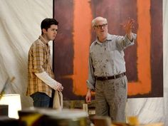 """Dallas Theater Center paints pretentious but compelling portrait of Mark Rothko in Red"" via dallas.culturemap.com"