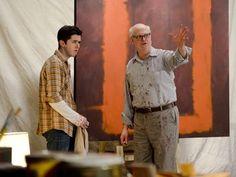 """Dallas Theater Center paints pretentious but compelling portrait of Mark Rothko in Red"" via dallas.culturemap.com"