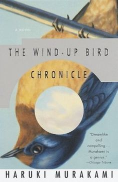 The Wind-Up Bird Chronicle.  Another one of my favorite books.  Murakami's books are like your dreams, while you're in them they totally make sense, but if you try to explain them to someone else they just look at you confused.