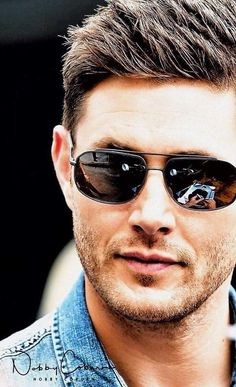 The best picture of Jensen ❤❤❤