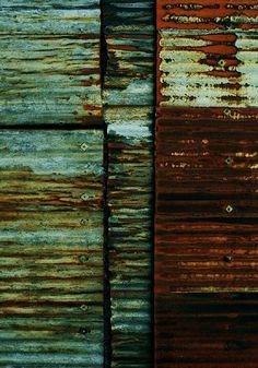Rust   さび   Rouille   ржавчина   Ruggine   Herrumbre   Chip   Decay   Metal   Corrosion   Tarnish   Texture   Colors   Contrast   Patina   Decay   ~corrugator*<   by GraemeNicol