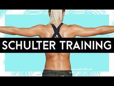Seitliche Schultern spüren   Meine BESTEN Übungen   Tipps   Sophia Thiel - YouTube