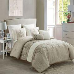 VCNY Grace 7-Piece Comforter Set - BedBathandBeyond.com