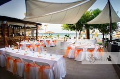 Natalie and Jim's Cameo Island and Terrazzo Wedding in Zante by The Bridal Consultant