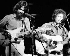 George Harrison and Bob Dylan: The Concert For Bangladesh, 1 August 1971