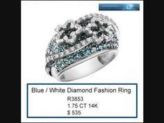 Natural Blue Diamond Collection   http://pintubest.com