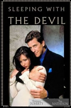 Sleeping+with+the+Devil+1997+DVD+TV+Movie+Lifetime+Tim+Matheson+Shannen+Doherty