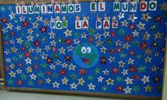 2018 Murales para 30 de Enero. Día Escolar de la Paz y la No Violencia – Imagenes Educativas