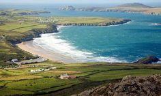 St Davids Head, Pembrokeshire, Wales