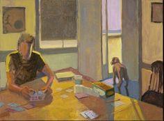 Louise Bourne (Elizabeth Moss Gallery)