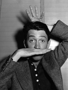 James Stewart | he may be dead, but I still have a major crush on him.