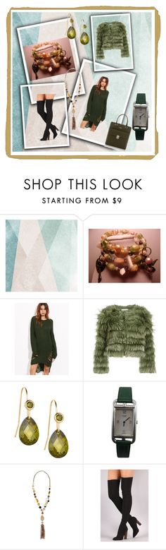 """""""Untitled #634"""" by bamagirl0320 ❤ liked on Polyvore featuring Sandberg Furniture, Alice + Olivia, Hermès and Erica Lyons"""