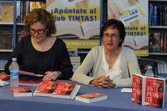 """Presentación de """"Es por ti"""" (Librería Tintas, Bilbao)"""