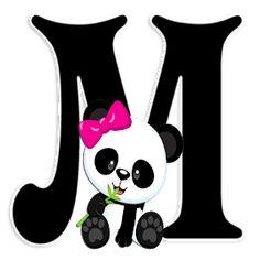 Panda Birthday Party, Panda Party, Panda Wallpapers, Cute Cartoon Wallpapers, Panda Png, Cute Panda Drawing, M Letter, Cute Panda Wallpaper, Baby Posters