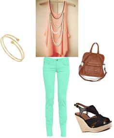 """""""College Clothes 7"""" by dylanelise on Polyvore"""
