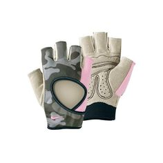 My Nike Pink Camo Cardio Fitness Gloves are gathering dust: I need to find a Spinning class, fast!