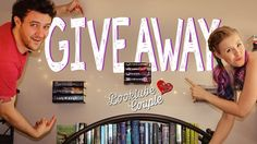 Booktube Giveaway (Open) 8 PRIZES!