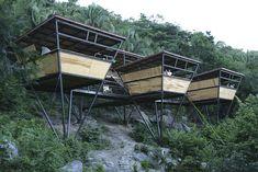 Hotel Casas V , Yelapa, México/ Heinz Legler