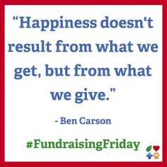 It's #FundraisingFriday! Find your favorite cause at HuTerra.com.