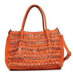 157464 MyLUX Unique Limited Close-Out High Quality OVERSIZE Women/Girl Fashion Diaper Bag Designer Work School Office Lady Student Handbag Shoulder Bag Purse Totes Satchel Clutches Hobos (orange) Fashionable Diaper Bags, School Office, Office Ladies, Beautiful Gifts, Bago, Autumn Winter Fashion, Gifts For Women, Clutches, Fendi