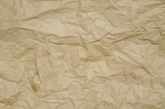 crumpled old paper background