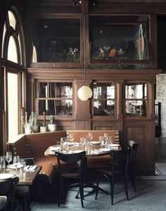 Respecting its roots in the 1890s, Philadelphia's Wm. Mulherin's Sons is set to become a timeless classic...