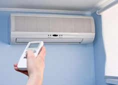 A ductless air conditioning unit is a great option for homeowners who want the comfort and convenience of central air conditioning in a house that doesn't have a ductwork system. Reverse Cycle Air Conditioner, Window Air Conditioner, Air Conditioning Repair Service, Heating And Air Conditioning, Ductless Heating And Cooling, Air Conditioning Installation, Ares, The Help, Just For You