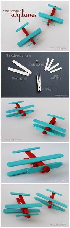 Otra manera de disfrutar con tus peques y hacerles un juguete barato y divertido