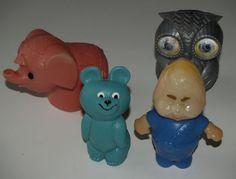 nõukaaegne nõukogude KARLSSON ÖÖKULL jt mänguasjad retro (62934763) - Osta.ee