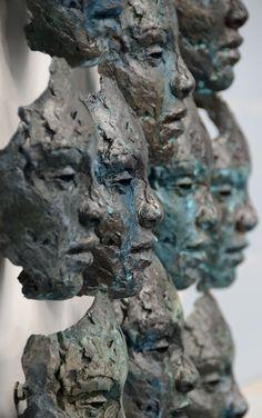Accumulation   -  2012   -   Lionel Smit   -    http://www.lionelsmit.co.za/