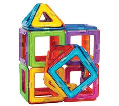 Magformers Construction set (30-Piece): http://amzn.to/2d6LYMQ