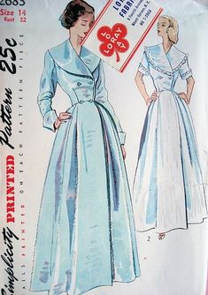 In many cases the vintage patterns have never been used and are uncut and factory folded.