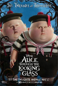 Alice Through the Looking Glass (2016) directed by: James Bobin starring: Johnny Depp, Mia Wasikowska, Anne Hathaway, Helena Bonham Carter