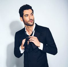 Tom Ellis by Ian Maddox