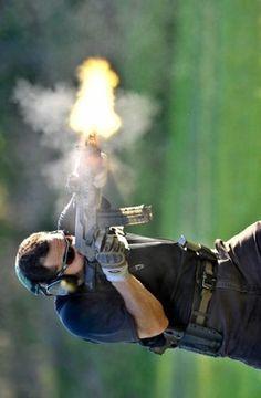 Attend a Dynamic shotgun training course