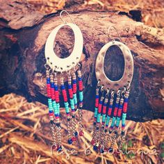 Navajo Earrings, $12.50