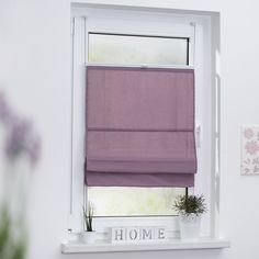 Roman blinds Klemmfix TOP, without drilling, tensioned in pastel. Folded roller blind for clamping . Roman blinds Klemmfix TOP, without drilling, tensioned in pastel. Folded roller blind for clamping Living Area, Living Spaces, Cool Curtains, Garden Office, Window Frames, Roman Blinds, Roller Blinds, Window Design, Windows And Doors