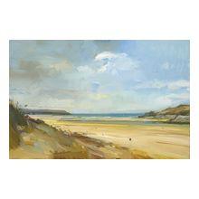 David Atkins, Crantock Beach, Cornwall