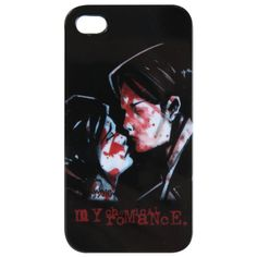 My Chemical Romance Three Cheers iPhone 4/4S Case   Hot Topic ($9.99) ❤ liked on Polyvore featuring accessories, tech accessories, phone cases, phones, my chemical romance and cases